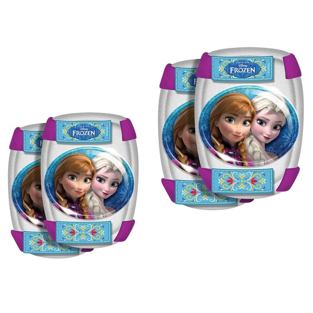 Chrániče lakťov a kolien Frozen