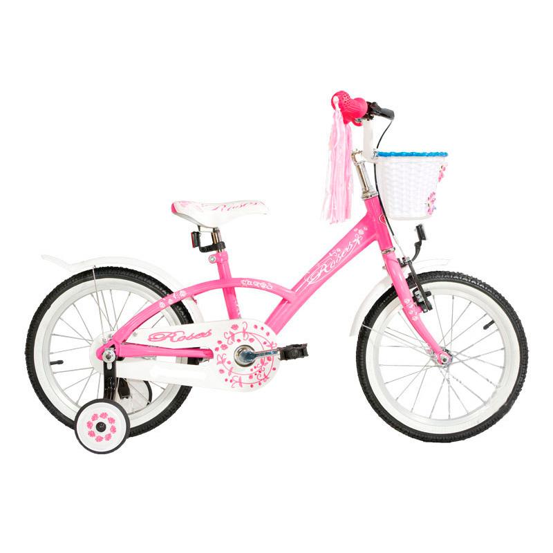 "Detský bicykel Turbo Roses 16"""