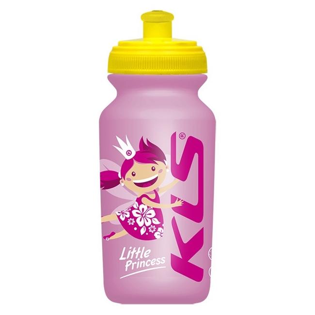 Detská cyklo fľaša Kellys Rangipo 0,3 l ružová