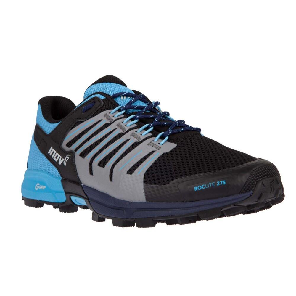 Dámske trailové topánky Inov-8 Roclite 275 (M) Navy Blue - 40