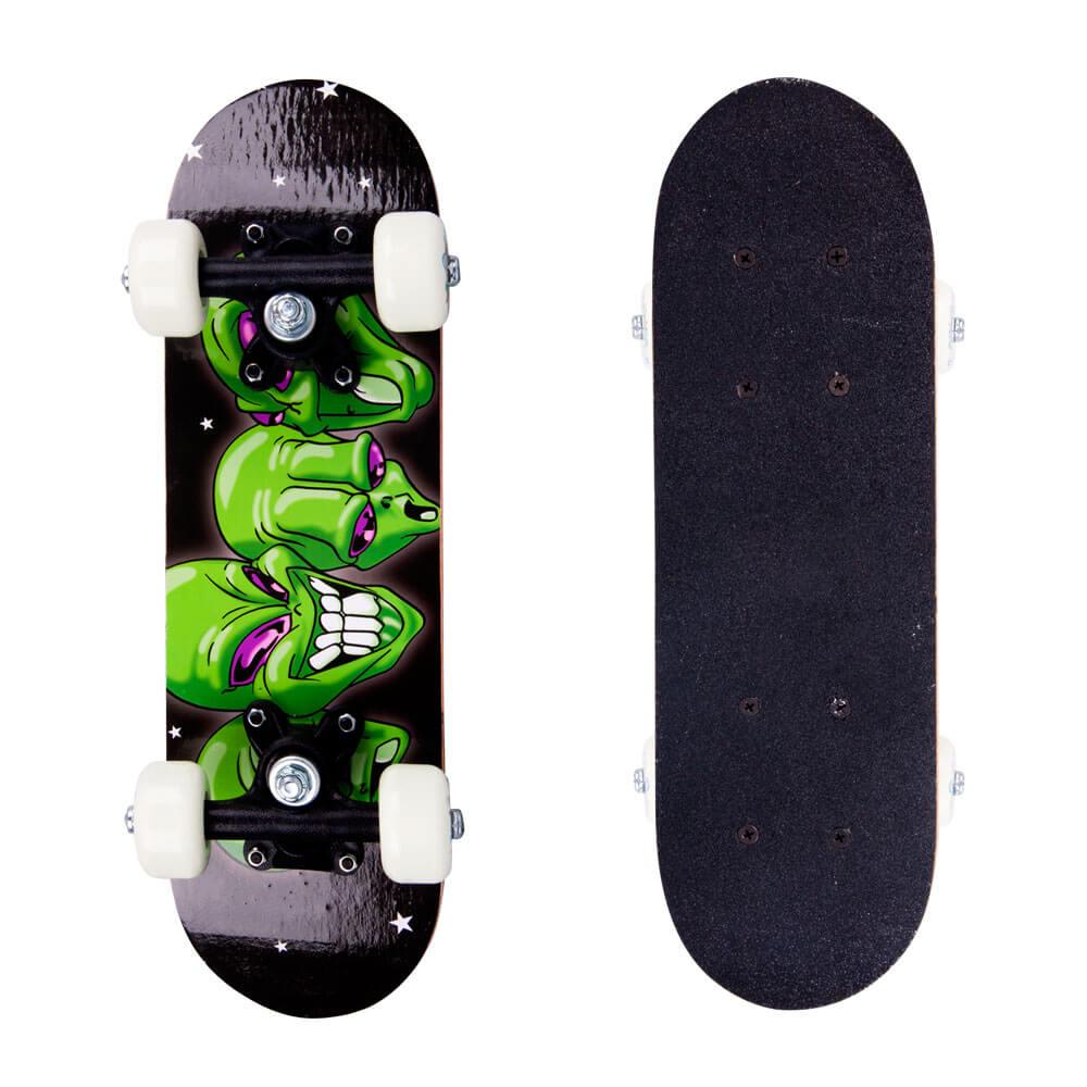 Skateboard Mini Board Mimozemšťania