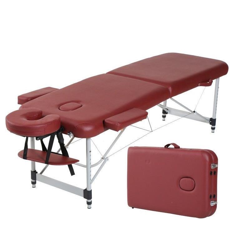Masážne lehátko Spartan Massage Bett hliníkové