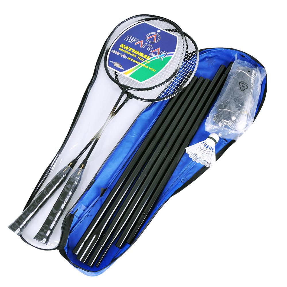 Badmintonová sada Spartan Deluxe