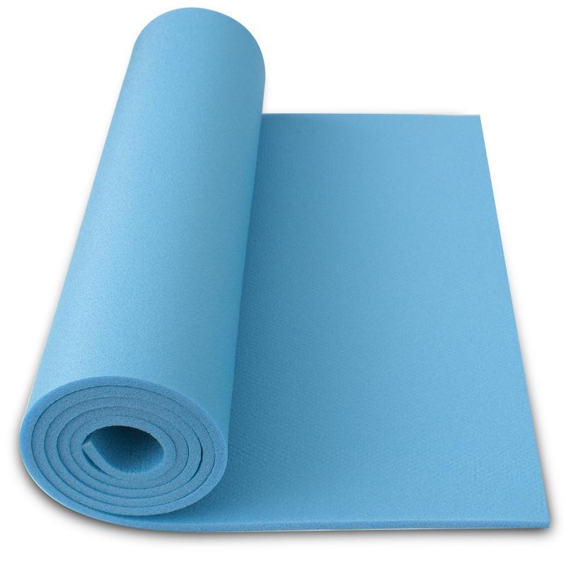 Karimatka Yate 180x50x0,8 cm svetlo modrá
