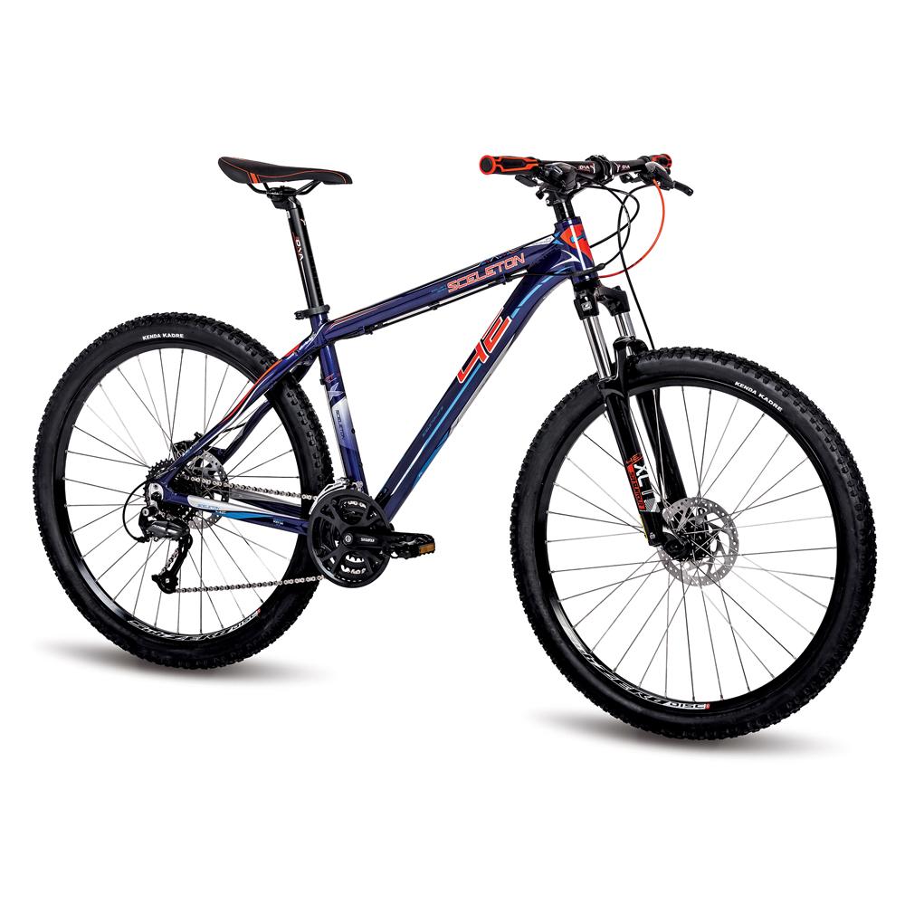 Horský bicykel 4EVER Sceleton 27.5