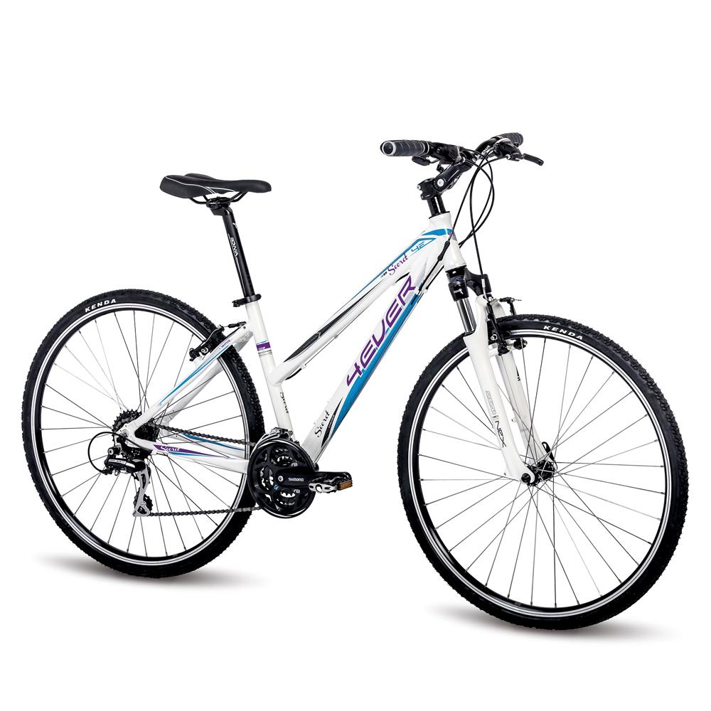 Dámsky crossový bicykel 4EVER Secret 28