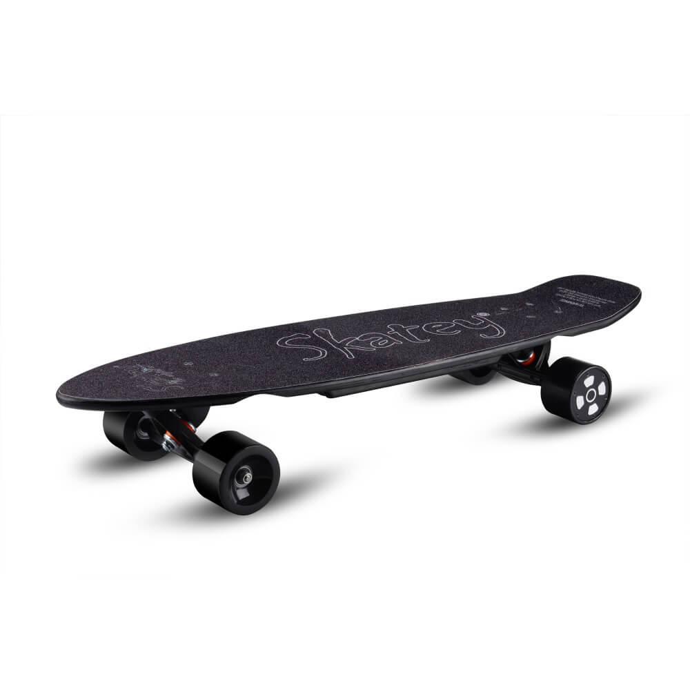 Elektrický longboard Skatey 350L čierny