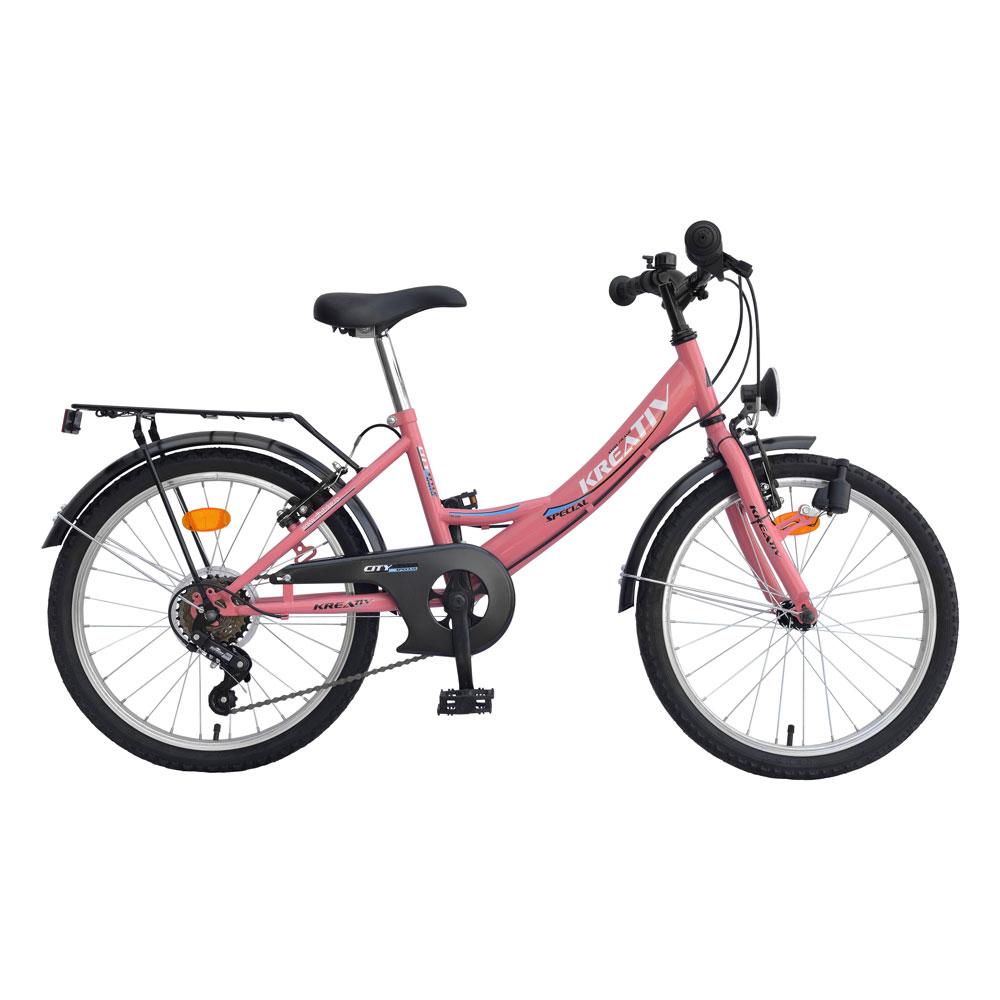Detský bicykel DHS Kreativ 2014 - model 2014