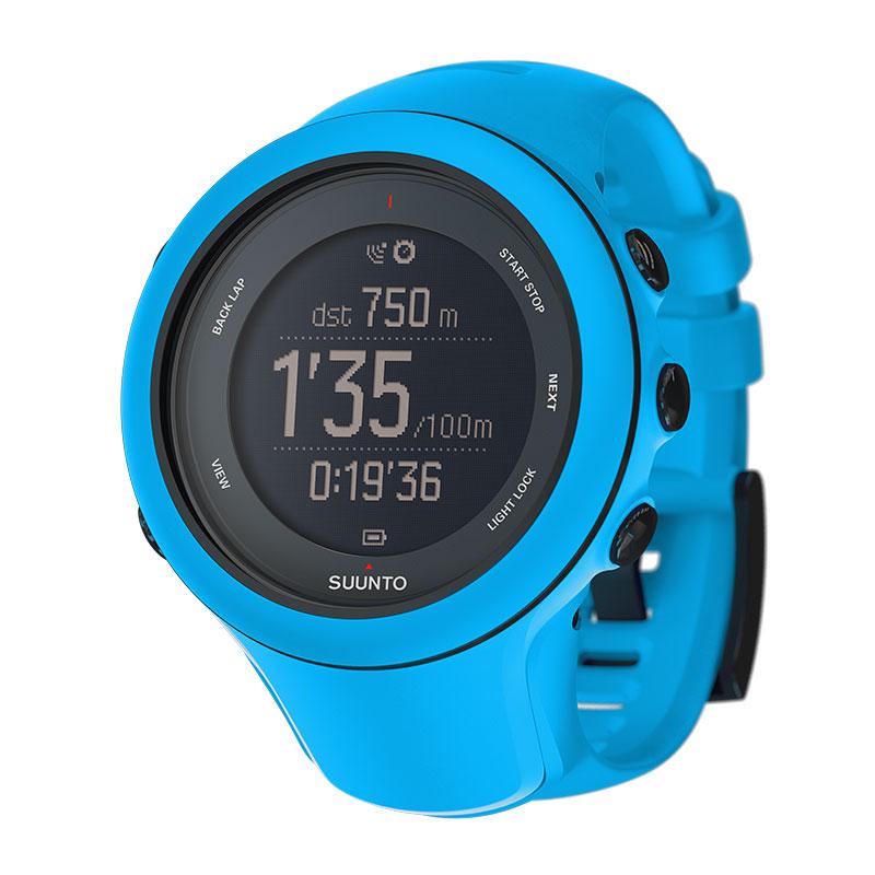 Outdoorový prístroj Suunto Ambit3 Sport modrá