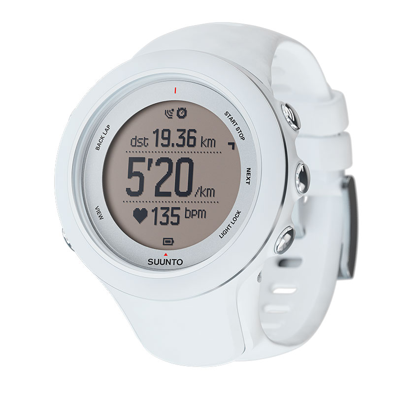 Outdoorový prístroj Suunto Ambit3 Sport biela