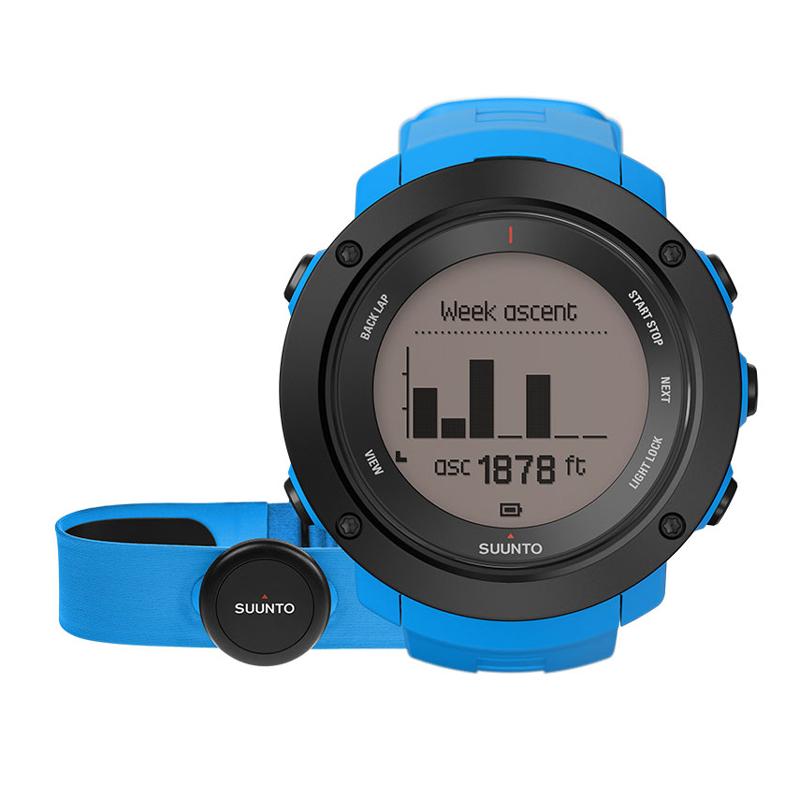 Športové hodinky Suunto Ambit3 Vertical (HR) modrá