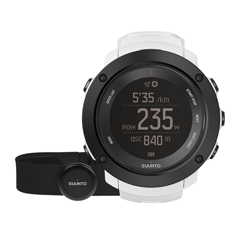 Športové hodinky Suunto Ambit3 Vertical (HR) biela