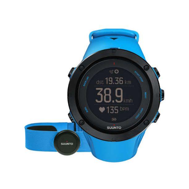 Športtester Suunto Ambit3 Peak Sapphire Blue (HR)