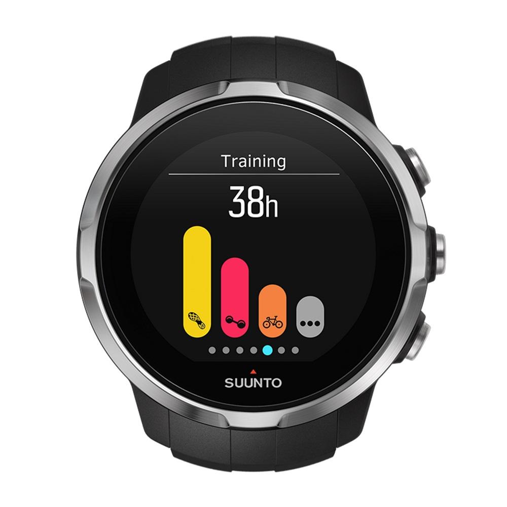 Športové hodinky SUUNTO Spartan Sport Black