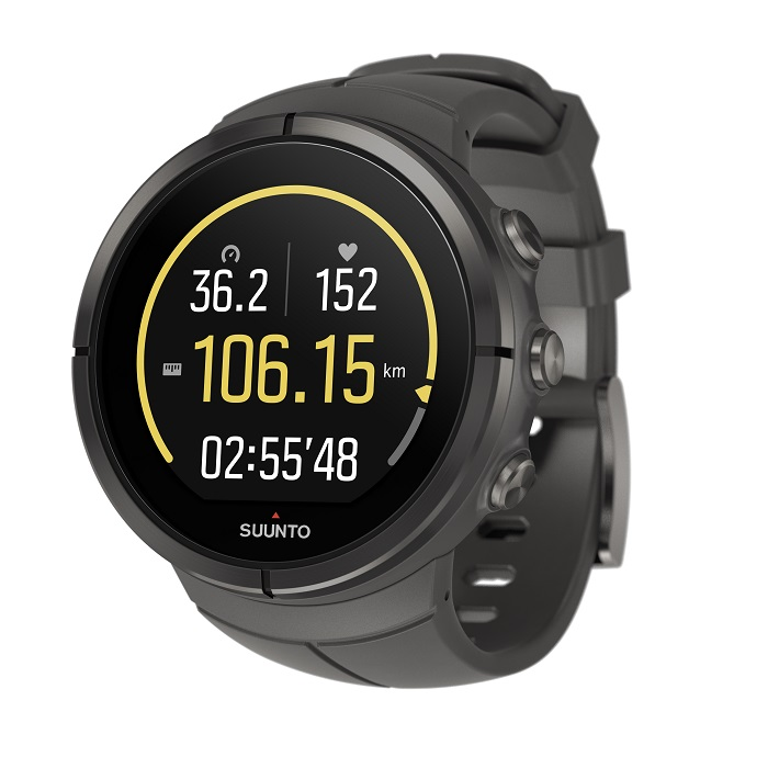 Športové hodinky SUUNTO Spartan Ultra Titanium Stealth
