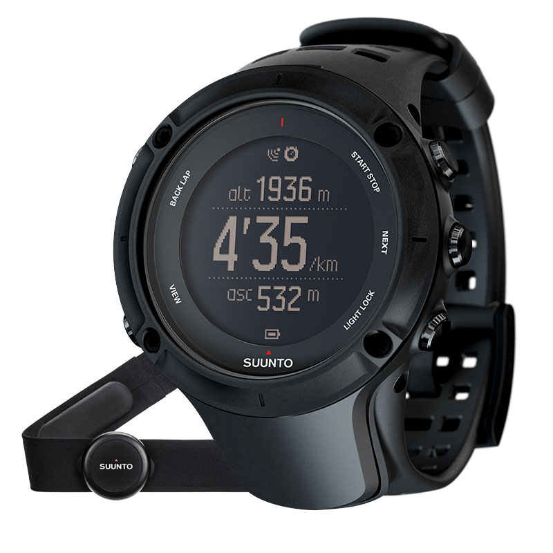 Športtester Suunto Ambit3 Peak (HR)