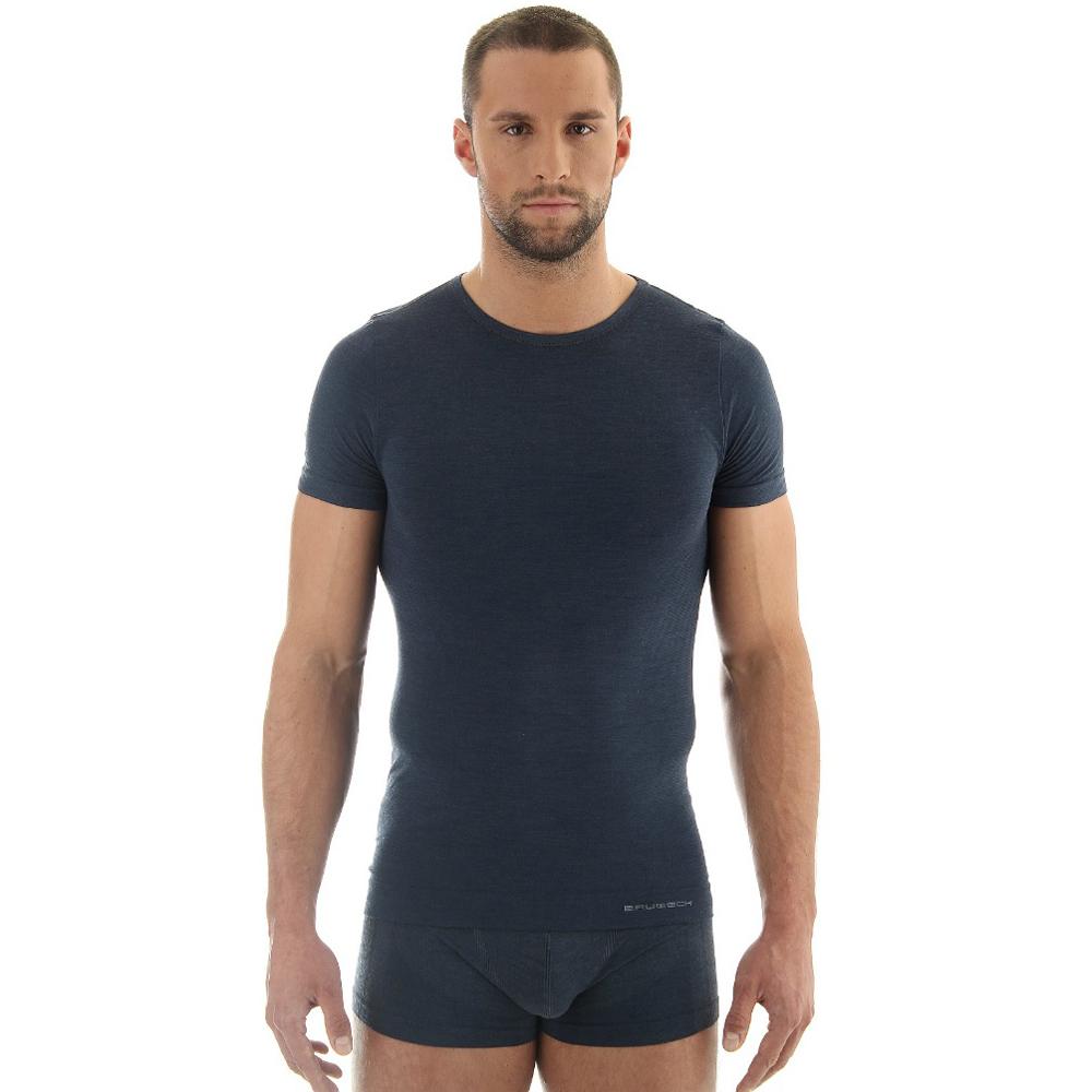 Pánske tričko Brubeck - krátky rukáv