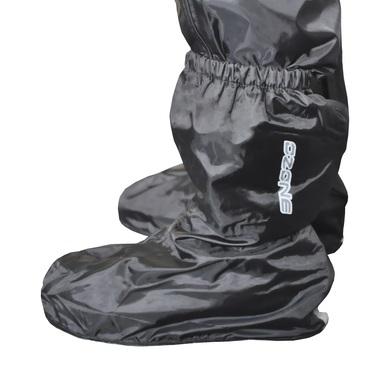 Chrániče proti dažďu na topánky Ozone Steam čierna - XXL (46-48)