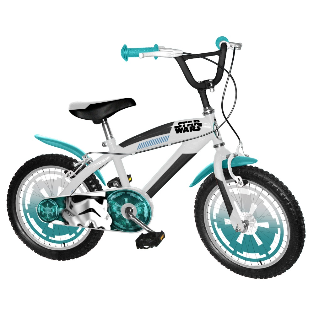 "Detský bicykel Star Wars - Galactic Trooper 16"""