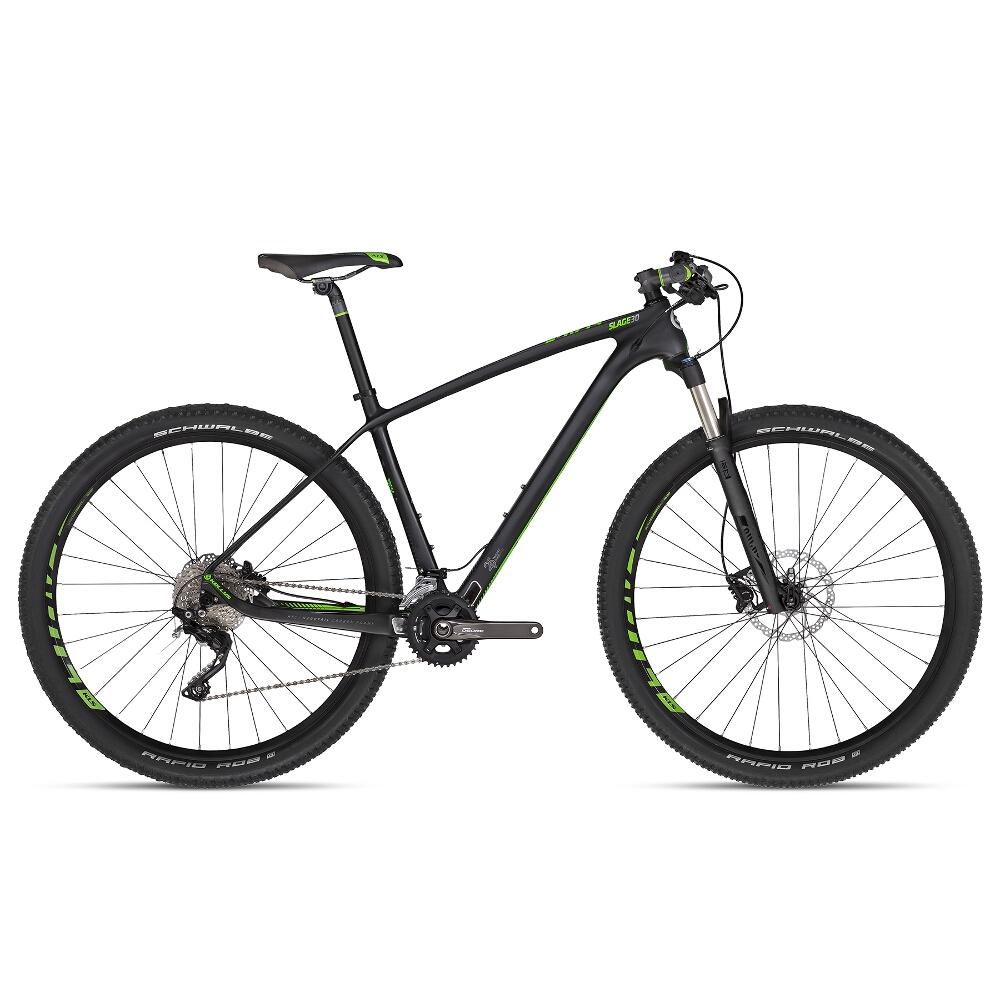 """Horský bicykel KELLYS SLAGE 30 29"""" - model 2018 S - Záruka 10 rokov"""