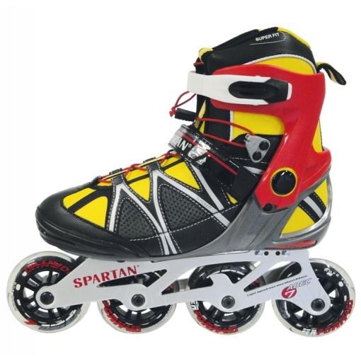 Kolieskové korčule Spartan Soft Max