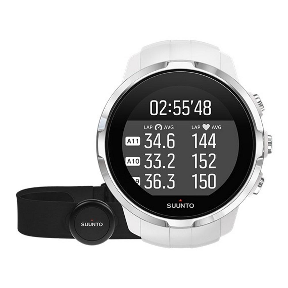 Športové hodinky SUUNTO Spartan Sport White HR