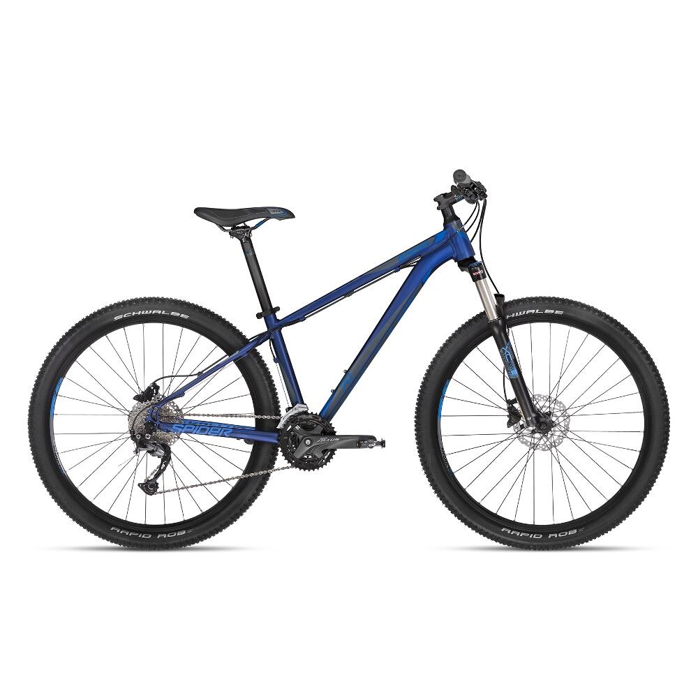 """Horský bicykel KELLYS SPIDER 70 27,5"""" - model 2018 M - Záruka 10 rokov"""