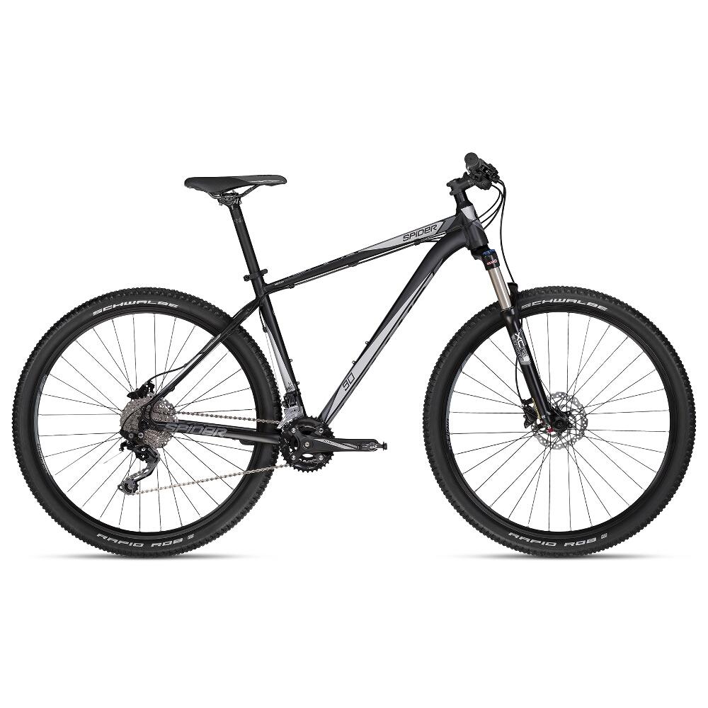 """Horský bicykel KELLYS SPIDER 90 27,5"""" - model 2018 S - Záruka 10 rokov"""