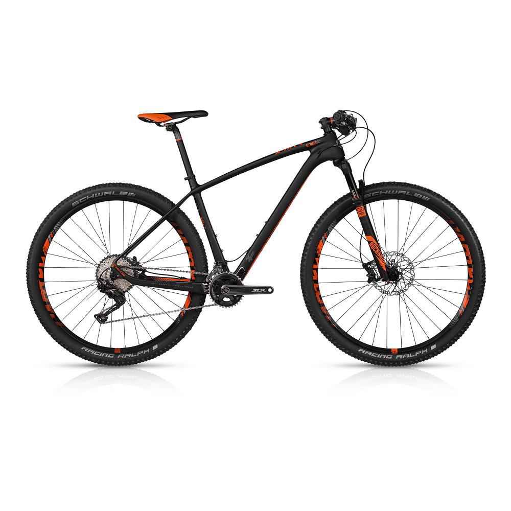 "Horský bicykel KELLYS STAGE 50 29"" - model 2017 S - Záruka 10 rokov"