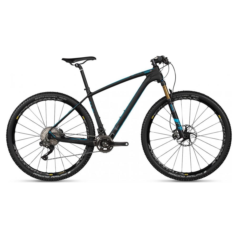 "Horský bicykel KELLYS STAGE 90 29"" - model 2017 S - Záruka 10 rokov"