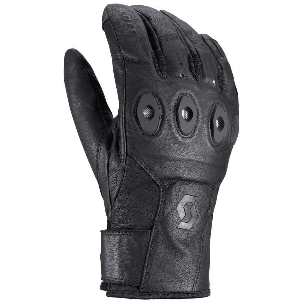 Moto rukavice SCOTT Summer DP Black MXVII