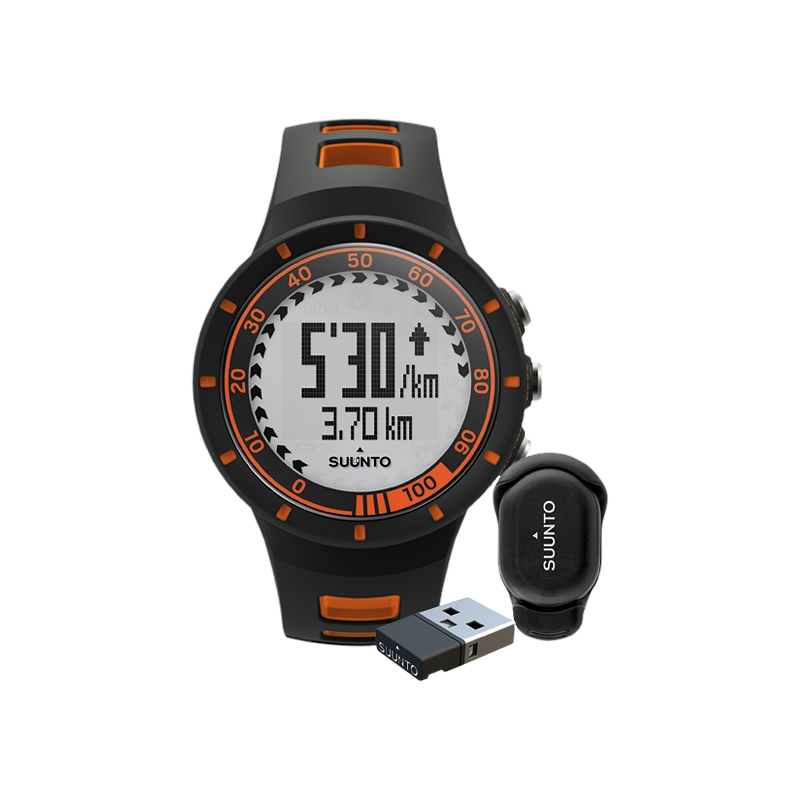 Športtester Suunto Quest Orange Speed Pack