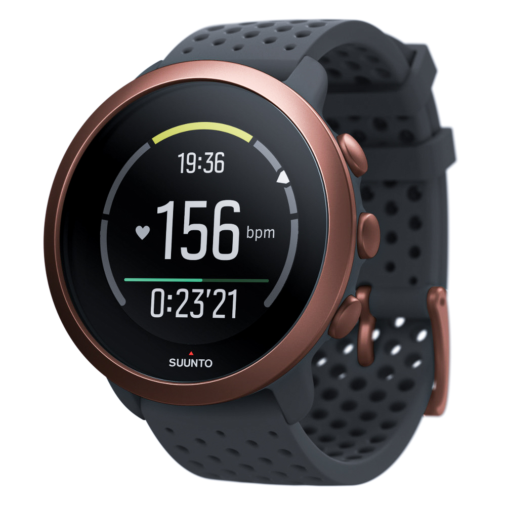 Športové hodinky Suunto 3 Slate Grey Copper