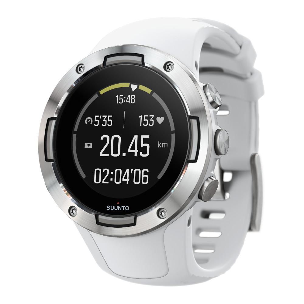 Športové hodinky SUUNTO 5 White