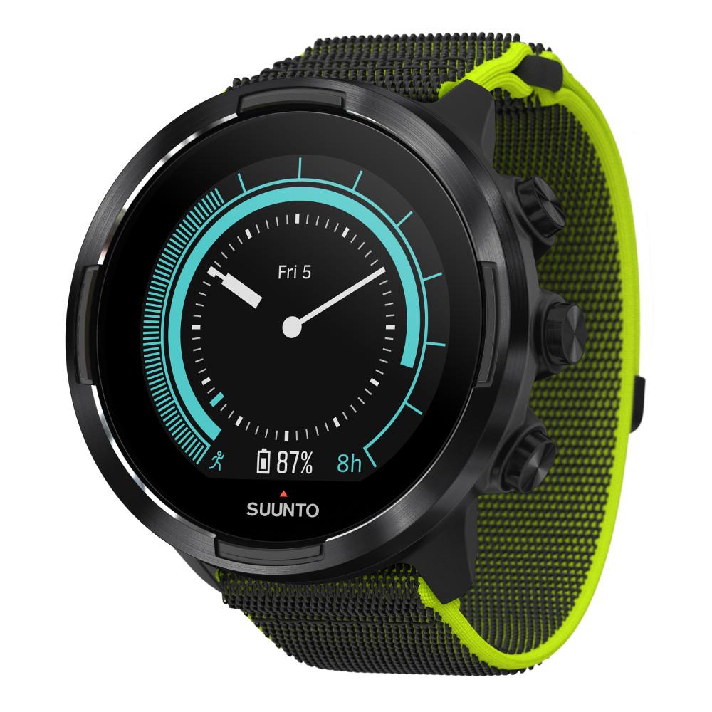 Športové hodinky SUUNTO 9 Baro Lime