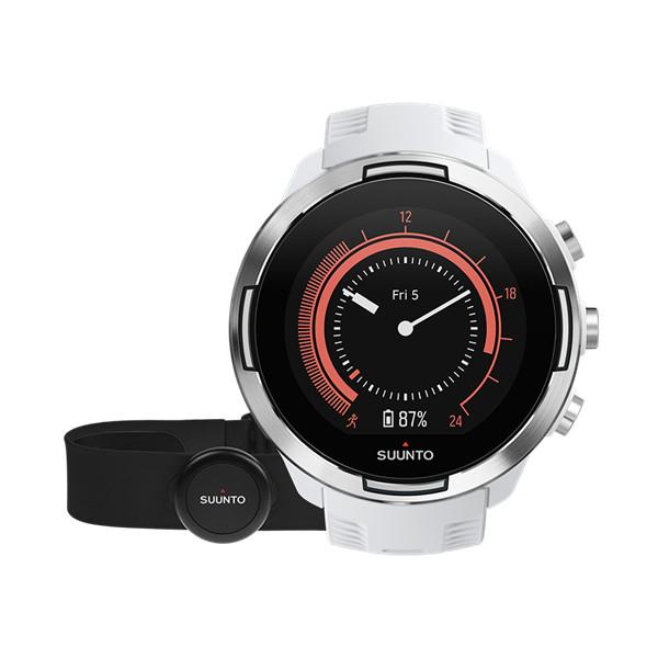 Športové hodinky SUUNTO 9 Baro HR White