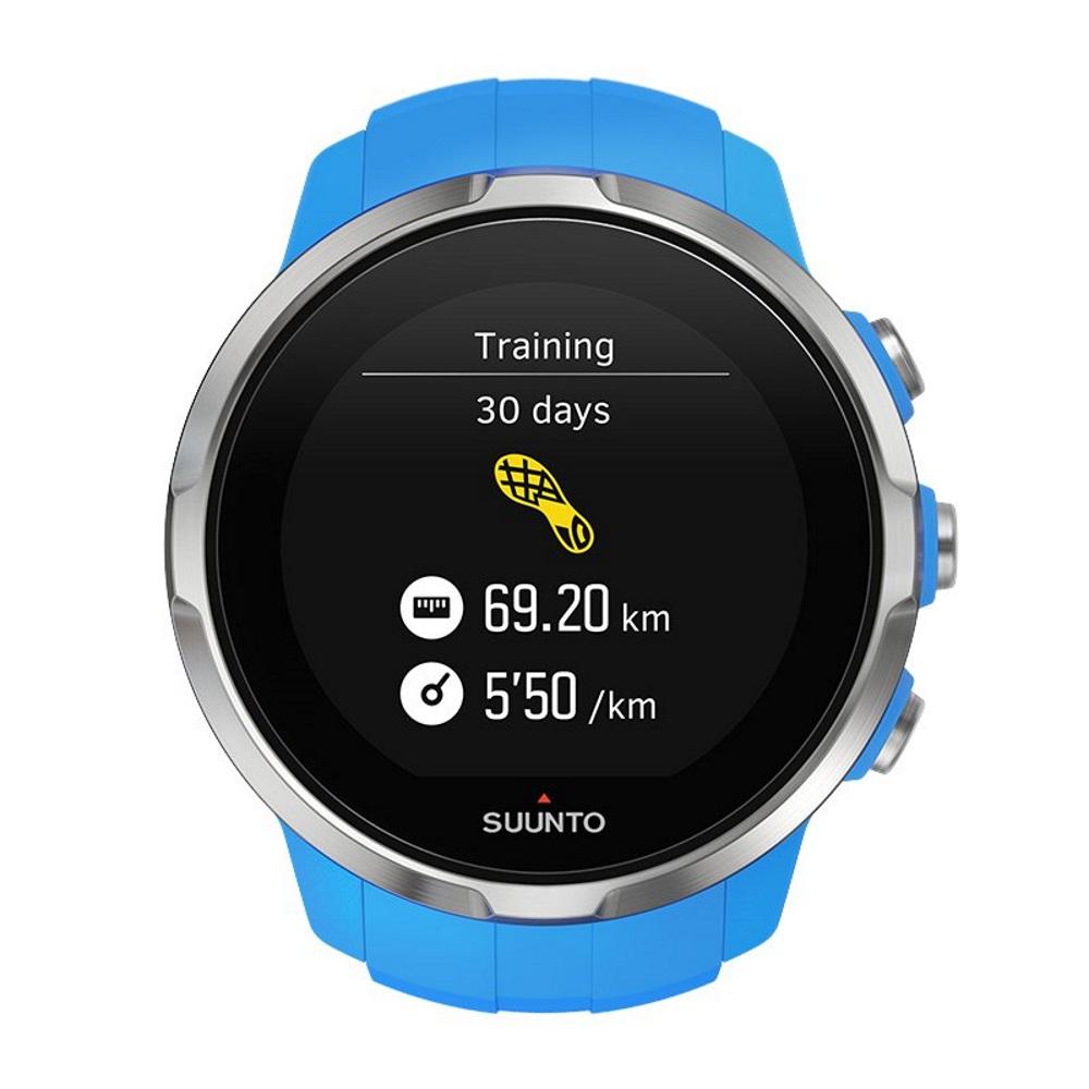 Športové hodinky SUUNTO Spartan Sport Blue