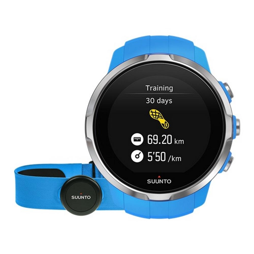 Športové hodinky SUUNTO Spartan Sport Blue HR