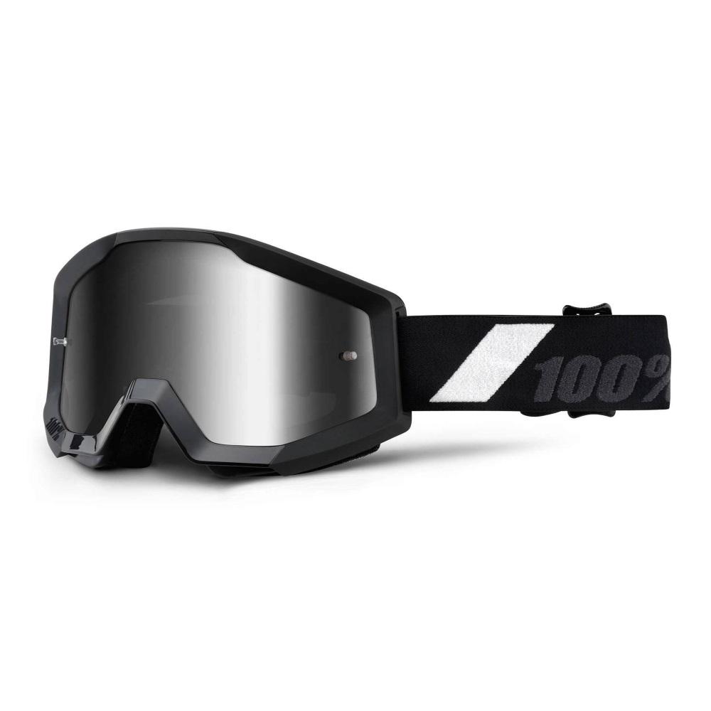 Motokrosové okuliare 100% Strata Chrome