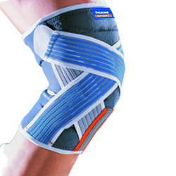 Bandáž - pásková podpora kolena Thuasne