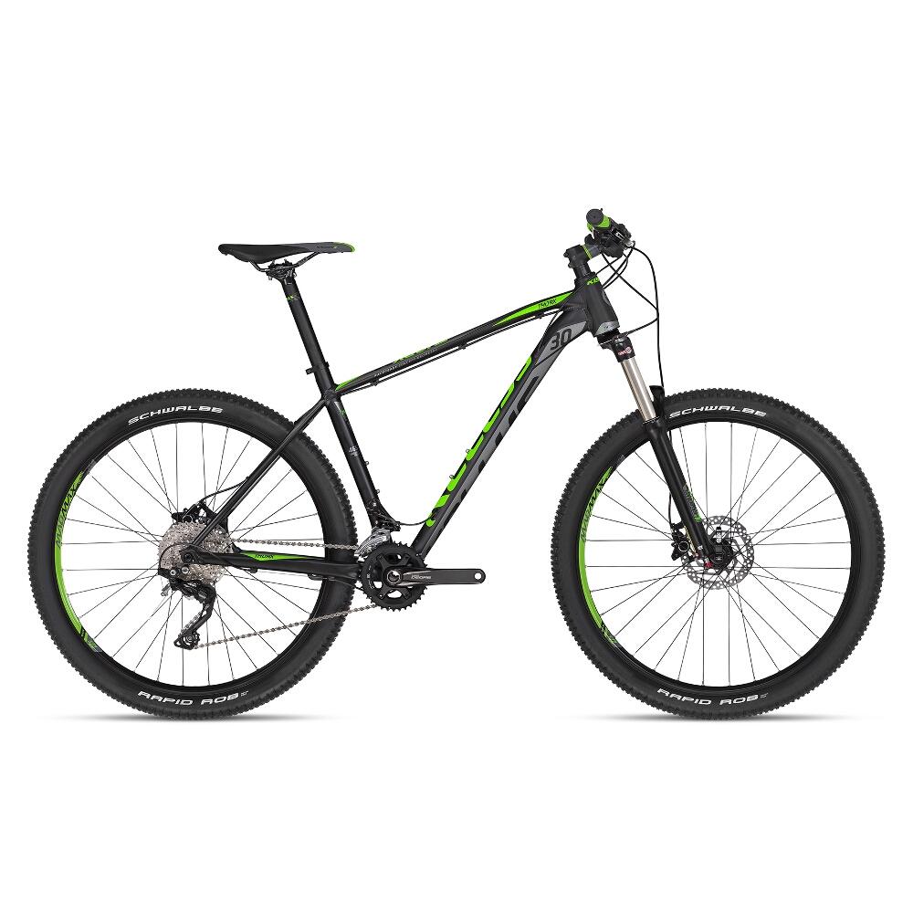 """Horský bicykel KELLYS THORX 30 27,5"""" - model 2018 M - Záruka 10 rokov"""