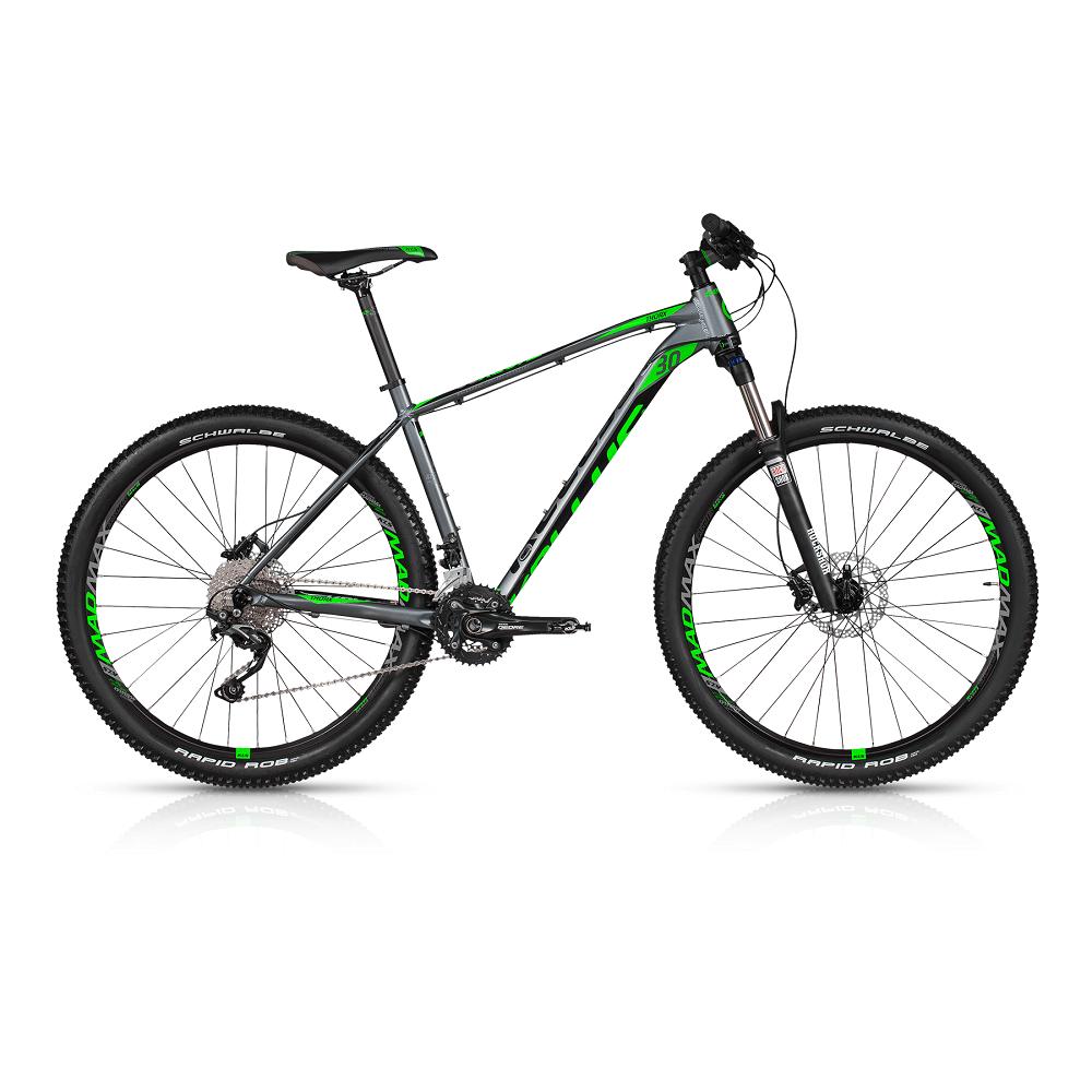 """Horský bicykel KELLYS THORX 30 27,5"""" - model 2017 S - Záruka 10 rokov"""
