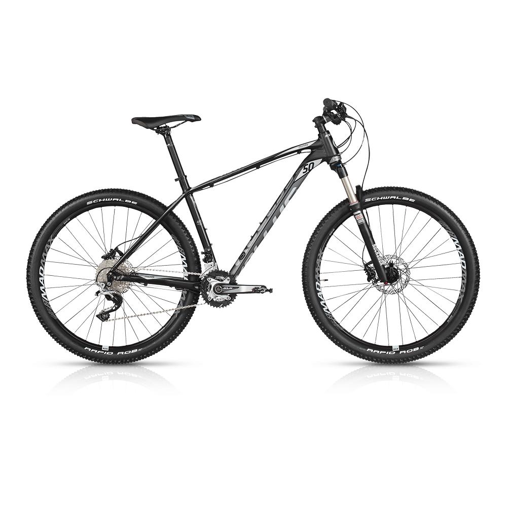 """Horský bicykel KELLYS THORX 50 27,5"""" - model 2017 S - Záruka 10 rokov"""