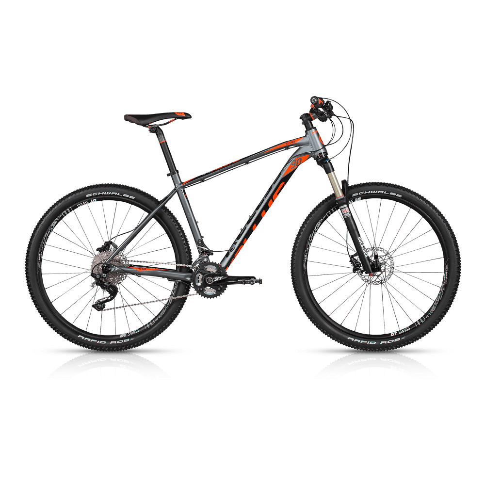 """Horský bicykel KELLYS THORX 90 27,5"""" - model 2017 S - Záruka 10 rokov"""
