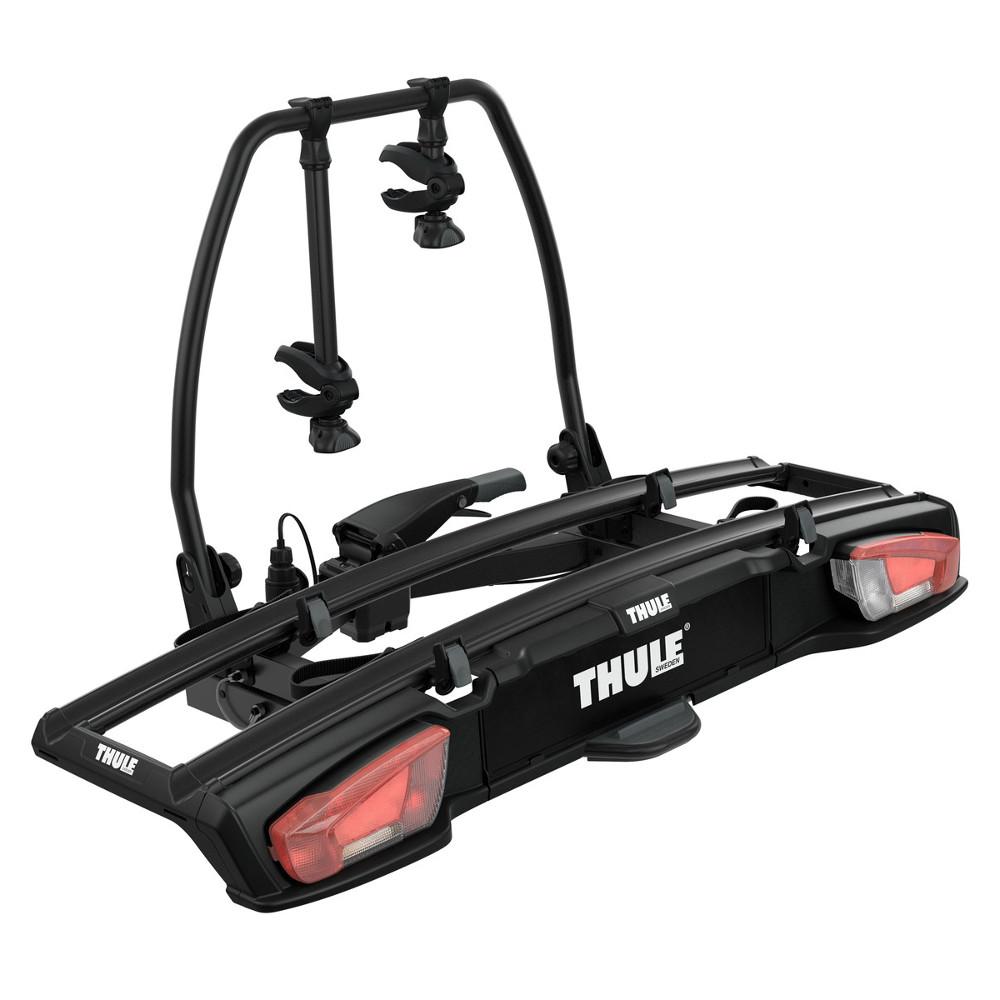 Nosič bicyklov na ťažné zariadenie Thule VeloSpace XT 2 Black