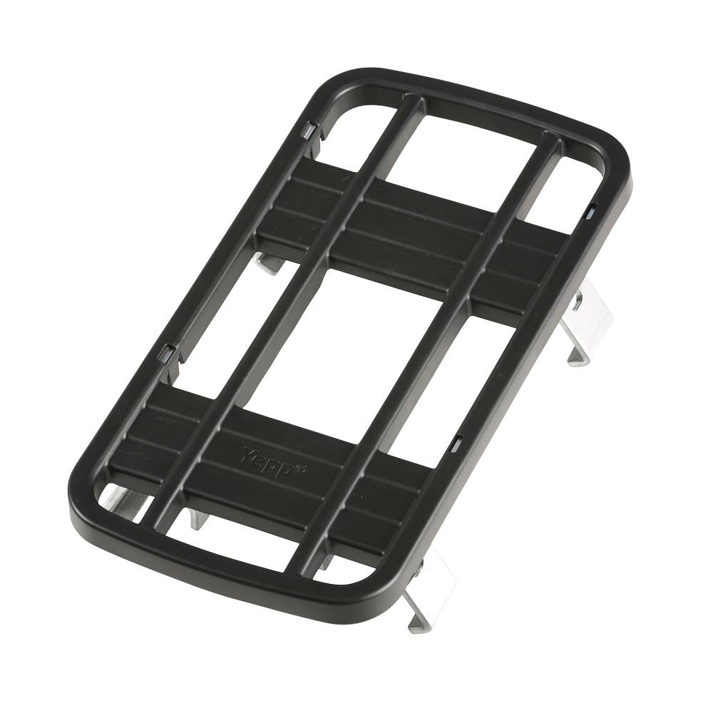 Adaptér pre montáž cyklosedačky Thule Yepp Maxi EasyFit čierna