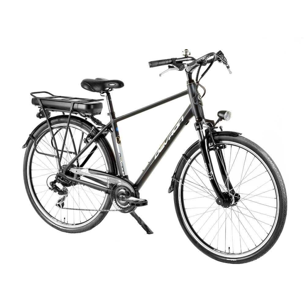Trekingový elektrobicykel Devron 28123 - model 2016