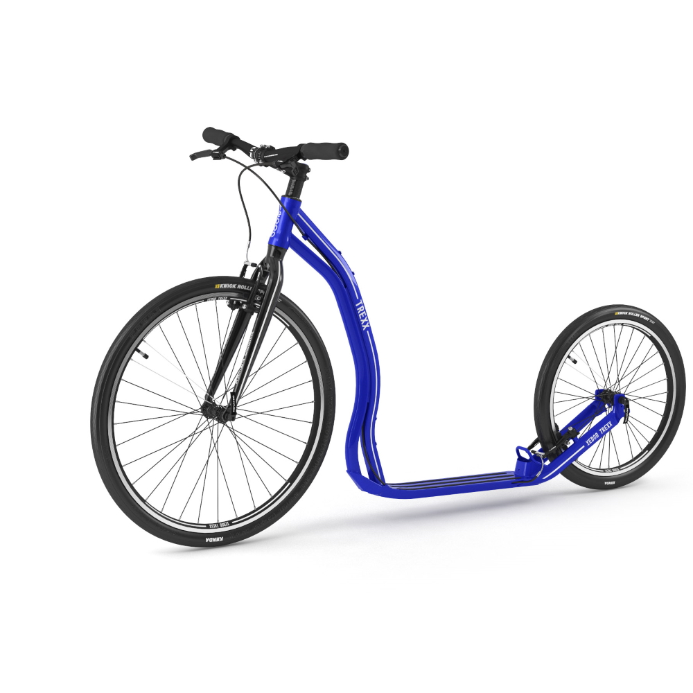 Kolobežka Yedoo Trexx 2020 blue - Záruka 5 rokov
