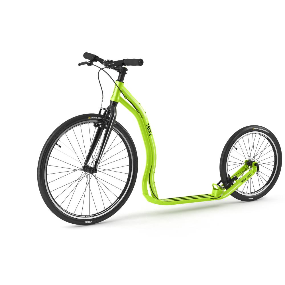 Kolobežka Yedoo Trexx 2020 Green - Záruka 5 rokov