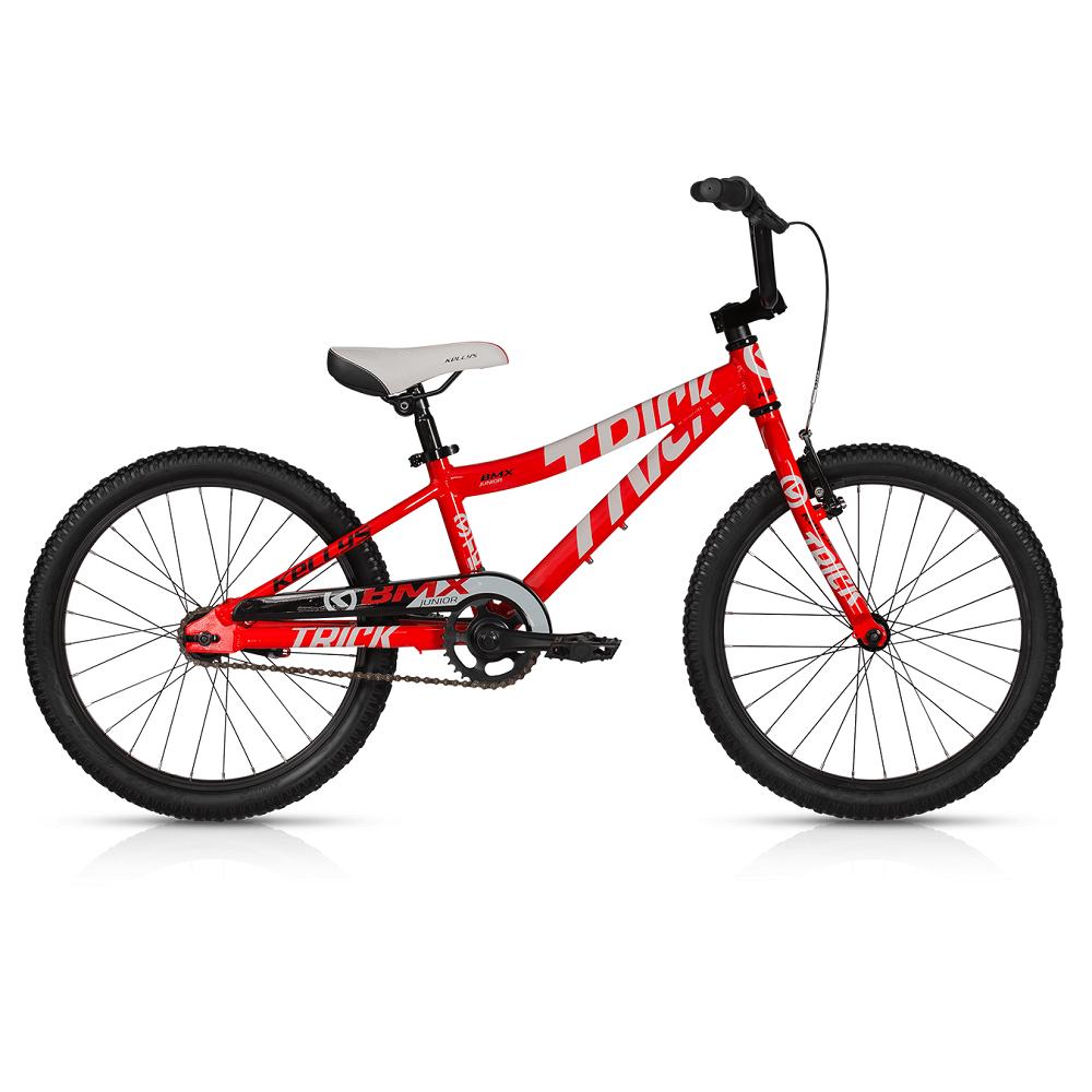 "Detský bicykel KELLYS TRICK 20"" - model 2017 255 mm (10"") - Záruka 10 rokov"
